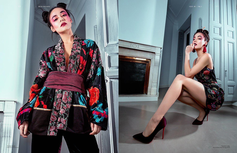 shuba magazine fashion photography marbella