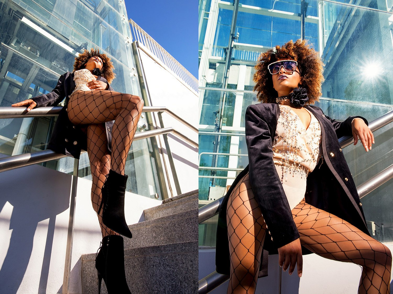 Fashion editorial photography marbella spain