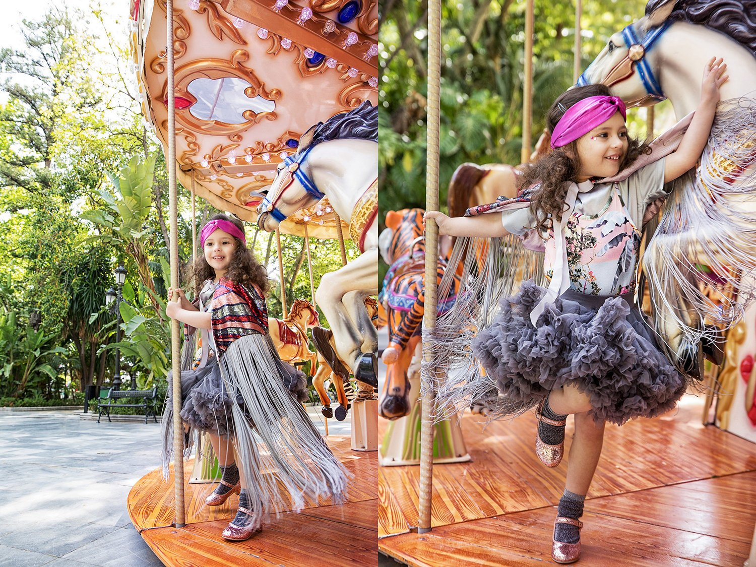 kids fashion photography marbella for harpersbazaar