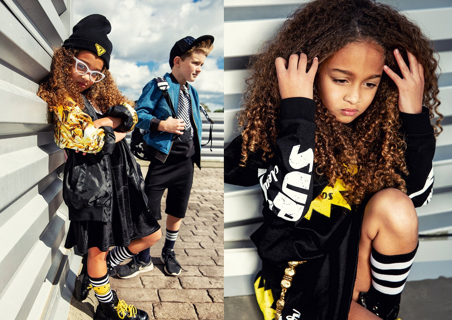Kids fashion photographer